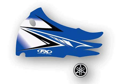 Picture of Factory Effex YAMAHA OEM Replacement Graphics