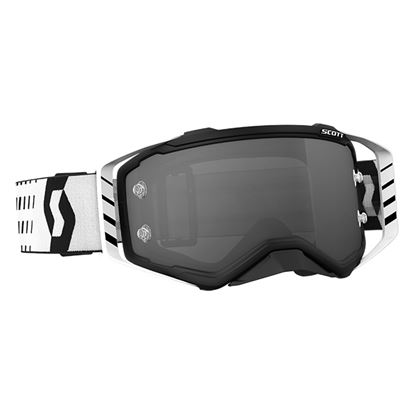 Picture of SCOTT Prospect Goggles Black  White with Light Sensitive Works Lens