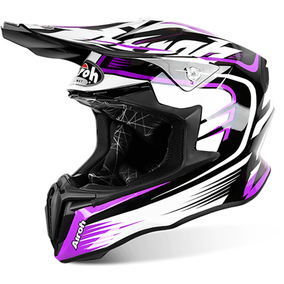Picture of AIROH - TWIST Helmet Mix Violet Pink