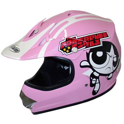 Picture of KYLIN  MX Child Helmet Pink