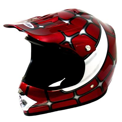 Picture of KYLIN  MX Child Helmet Spider