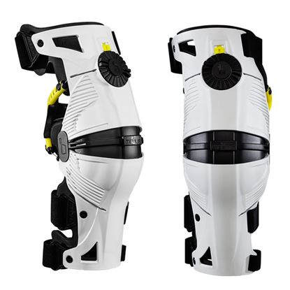 Picture of MOBIUS X8 Knee Brace White Yellow