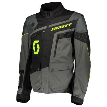 Picture of SCOTT 350 ADV Jacket Grey Black