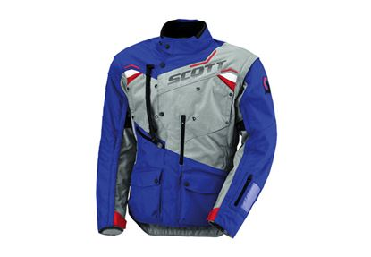 Picture of SCOTT   Dual Raid Jacket 2016 Grey Blue