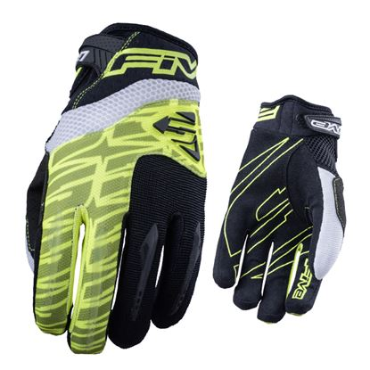 Picture of FIVE MFX2 Glove Fluoro Yellow