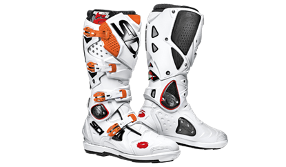 Picture of SIDI  Crossfire II SRS Boots White Orange