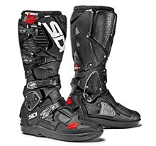 Picture of !Crossfire3 SRS 40 Black MX Boots Sidi                     [A]
