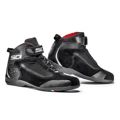 Picture of SIDI Gas Half Boots Black