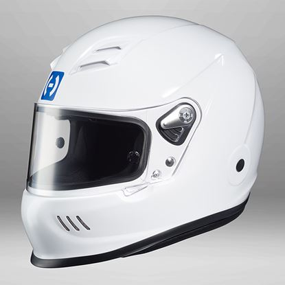 Picture of HJC AR-10 III Auto Racing White