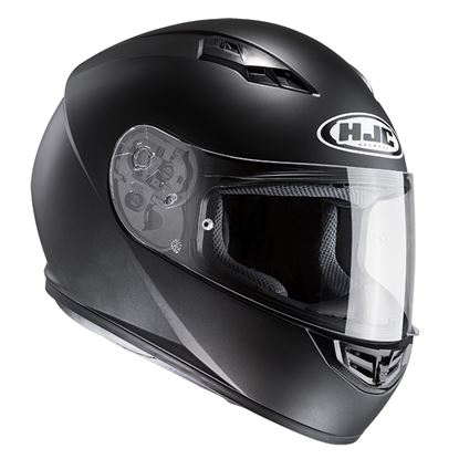 Picture of HJC CS-15 Rubber Black
