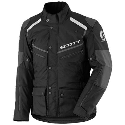 Picture of SCOTT  Turn DP Jacket Black Grey