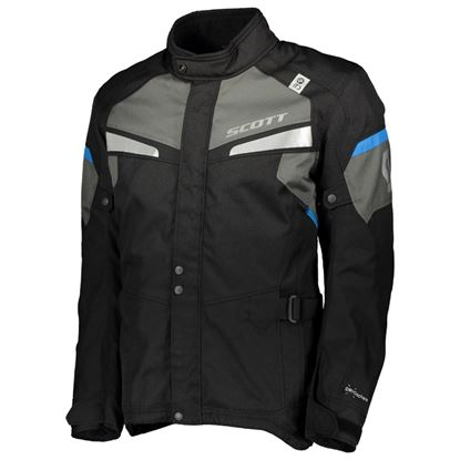 Picture of SCOTT Storm DP Jacket Black Blue