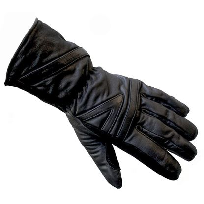 Picture of DARBI DG1951 Women's Summer Gloves Black