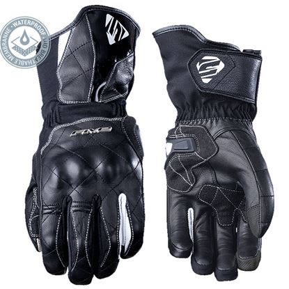 Picture of FIVE  WFX Women's Skin WP Gloves Black
