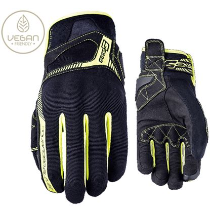 Picture of FIVE RS3 Glove Black Fluoro