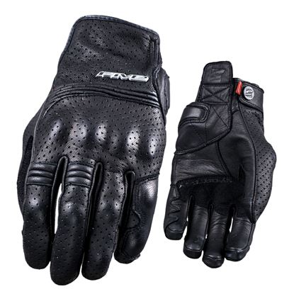Picture of FIVE Sport City Glove Black