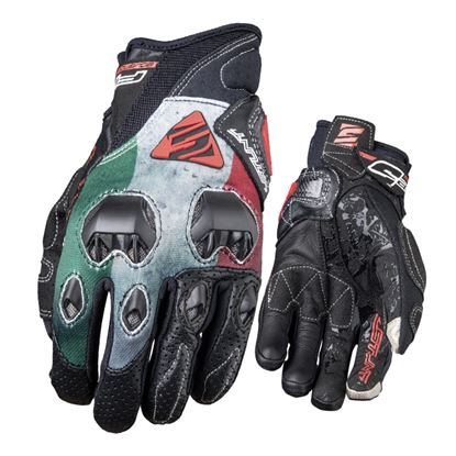 Picture of FIVE Stunt EVO Gloves Italia