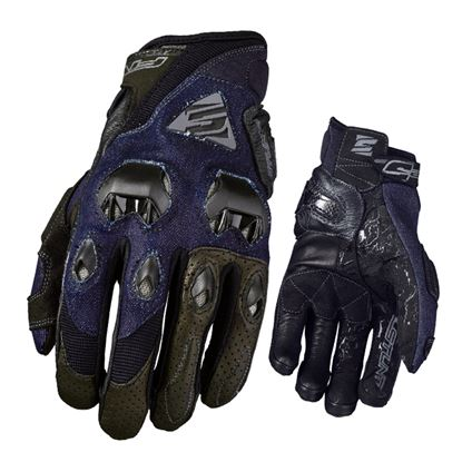 Picture of FIVE Stunt EVO Gloves Denim