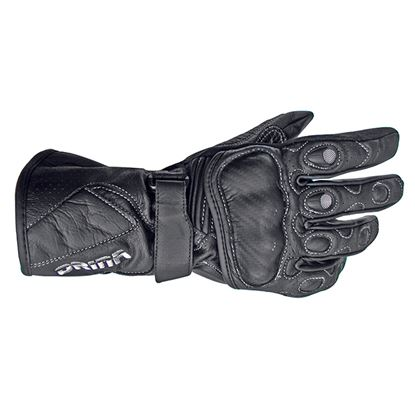 Picture of ORINA Carbon Racing Gloves Black