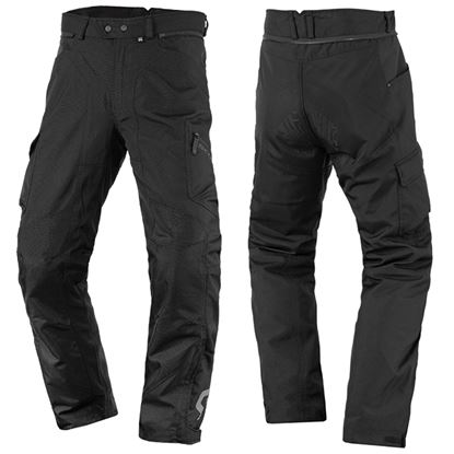 Picture of SCOTT  Cargo DP Pants Black