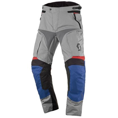 Picture of SCOTT  Dualraid Pants Grey Blue