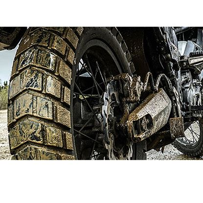 Picture of *140/80-17 V163 Adventure Vee Rubber Tyres                 [AW]