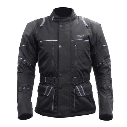 Picture of SPEED X Tahoe Jacket Mens Black