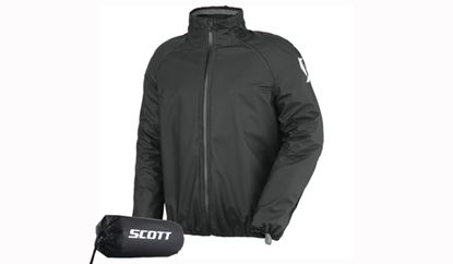 Picture of SCOTT Ergonomic DP Pro Rain Jacket Black