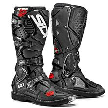 Picture of !Crossfire3 41 Black MX Boots Sidi                         [A]