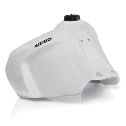 Picture of Tank DR650 25lt white   - 96-17 Acerbis                    [A]