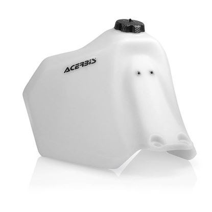 Picture of Tank DR650 20lt white 96-17 Acerbis                        [AC]