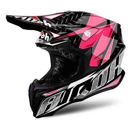 Picture of AIROH - TWIST Helmet Iron Pink Gloss