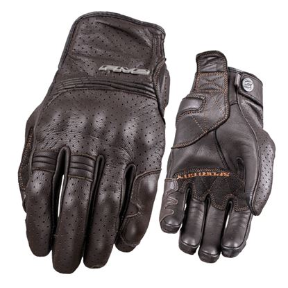 Picture of FIVE Sport City Glove Brown