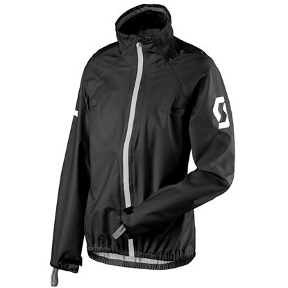 Picture of SCOTT Ergonomic DP Pro Women's Rain Jacket Black