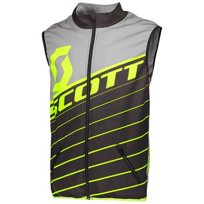 Picture of SCOTT  Enduro Vest Black Yellow