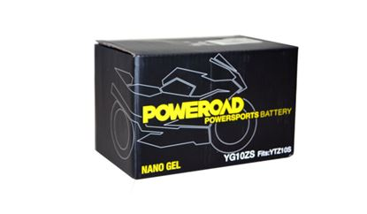 Picture of POWEROAD Nano Gel Factory Activated Batteries