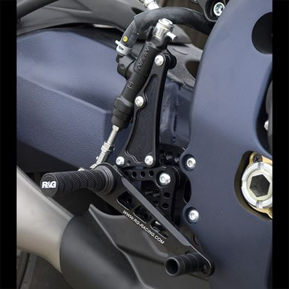 Picture of R&G Adjustable Rearsets