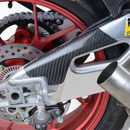 Picture of R&G Carbon Swingarm Guard
