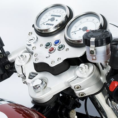 Picture of R&G Instrument Fascia for Triumph