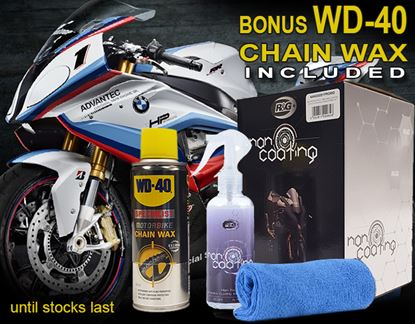 Picture of R&G Nano Coating Motorcycle Cleaner
