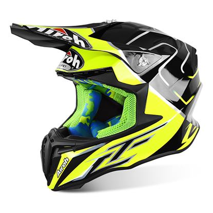 Picture of AIROH - TWIST Helmet Cairoli Mantova Gloss