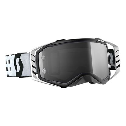 Picture of SCOTT Prospect Enduro Black White with Light Sensitive Works Lens