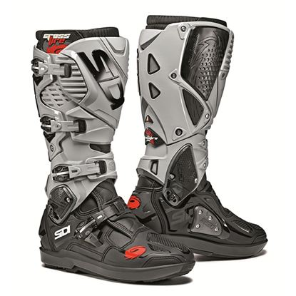 Picture of SIDI Crossfire 3 SRS Boots Black Ash