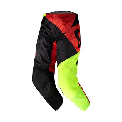 Picture of SCOTT 350 Youth Dirt Pants 2019 Black Red