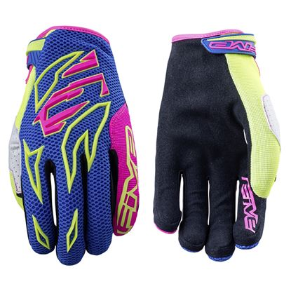 Picture of FIVE MFX3 Youth Glove Flash