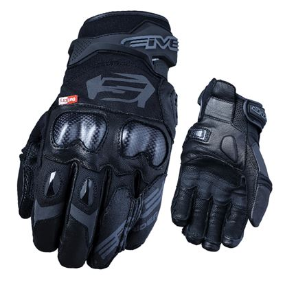 Picture of FIVE X-Rider WP Gloves Black