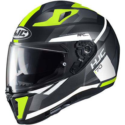 Picture of HJC i70 Helmet Elim MC4HF