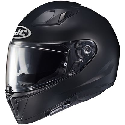 Picture of HJC i70 Helmet Rubber Black