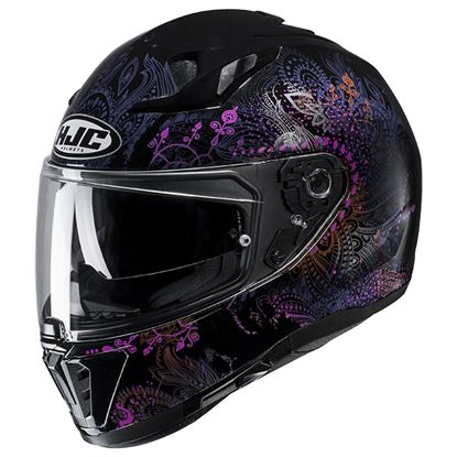 Picture of HJC i70 Helmet Varok MC8