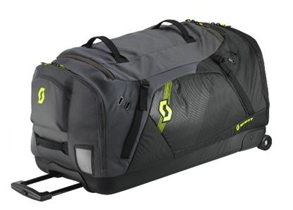 Picture of SCOTT Gear Duffle Bag Black Neon Yellow